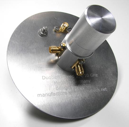 Transverter PE1CMO and KUHNE Down-Konverter - Hardware