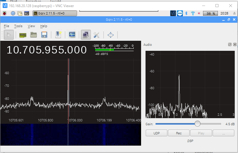 SDR under Linux or Windows? - Seite 2 - Software - AMSAT