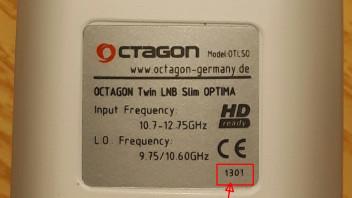 Umbau OCTAGON OPTIMA LNB auf TCXO - QO-100 / Es'hail-2 ...