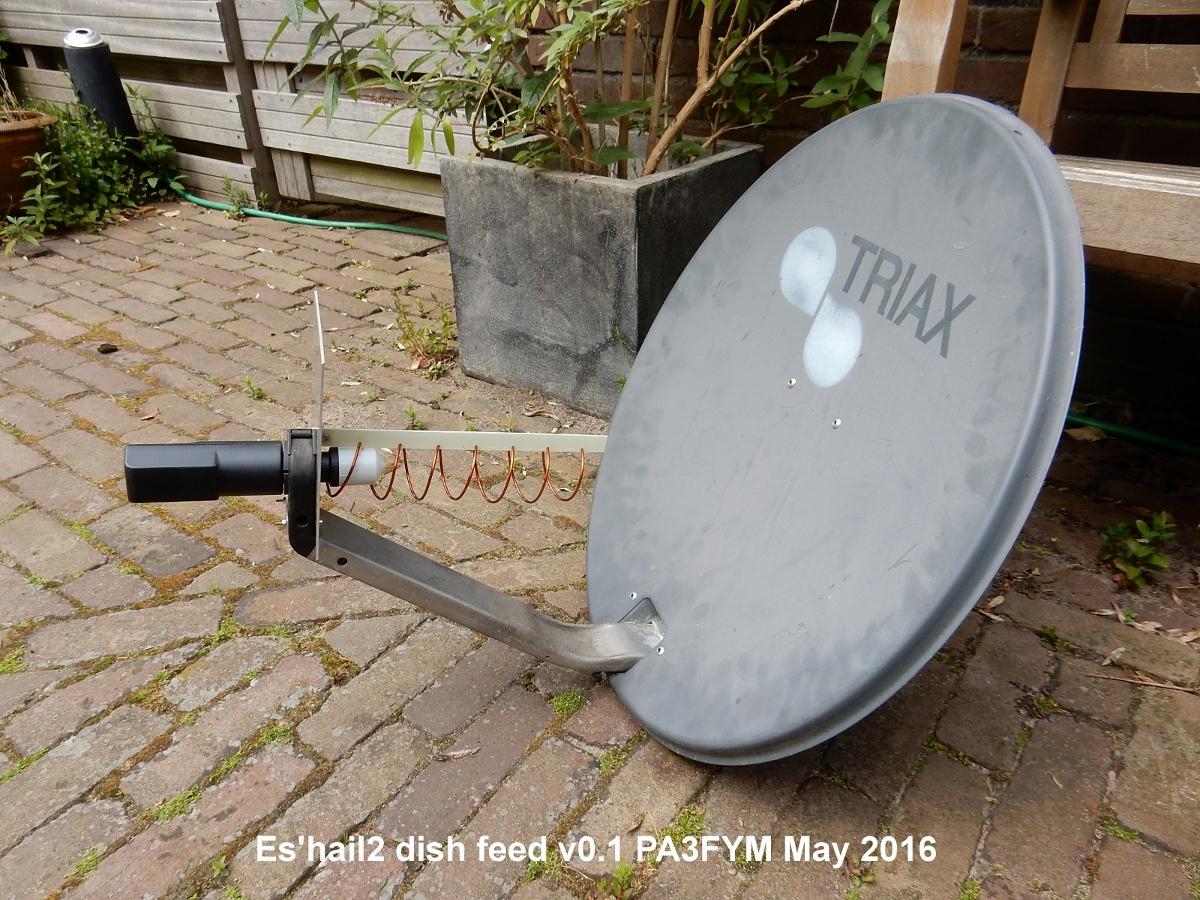 RHCP    - Seite 4 - Antenna - AMSAT Deutschland e V  Forum